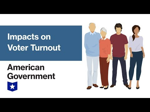 Voter Turnout In The United States | American Government
