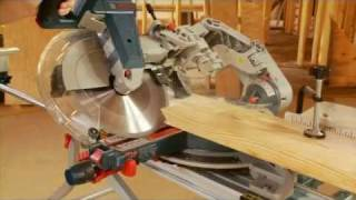 Bosch Gcm12sd Sliding Mitre Saw