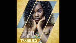 Krys M - T'oublies (Official Audio)