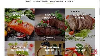 видео Cook It – Кулинарная тема для WordPress с рецептами