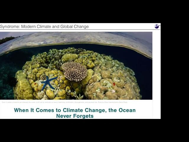 Modern Climate Change, Part 2: Dr. Hans Peter Plag