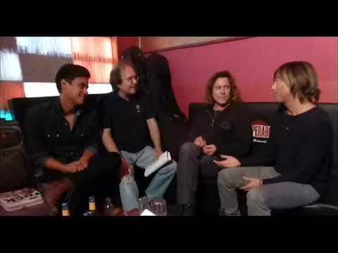 High South Interview in Stuttgart - The Backbeat Experience