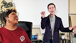 Listen (Beyonc) - Coaching Francesco (EN ES subs) Cheryl Porter vocal coach