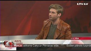 Intervija ar mūziķi Justu Sirmo