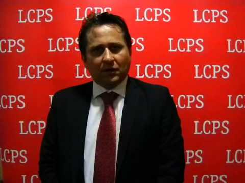 Lebanese Center for Policy Studies and Lebanese Petroleum Authority: Mr. Wissam Zahabi