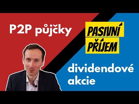 Pasivní příjem: P2P půjčky, nebo dividendové akcie?