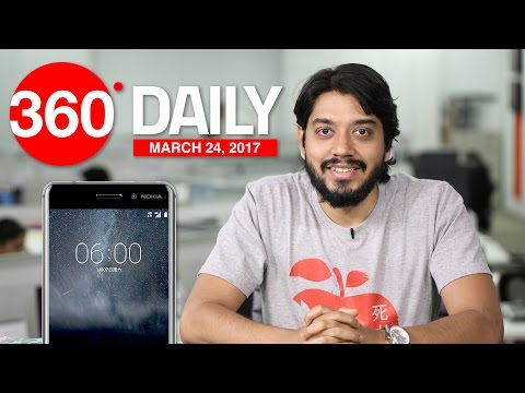 Nokia Smartphones to Launch in 120 markets, Xiaomi Redmi Note 4 Pre-Order, and More (Mar 24, 2017)
