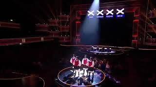 Britain's Got's Talent  The Champions - Antonio Sorgentone & Tenore Su Remediu Orosei