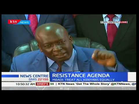 Nyanza MPs: Ugandan soldiers have raised their flag in Kenya