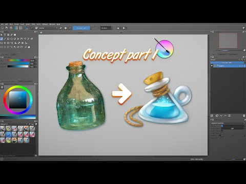 The game asset workflow: Concept 1 - Learning