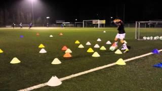 U12 Fußballtraining Übersicht