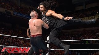 Roman Reigns & Dean Ambrose vs. The Ascension: Raw, September 7, 2015