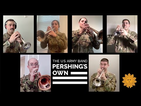 """""""Abblasen"""" Performed By The U.S. Army Band """"Pershing's Own"""""""