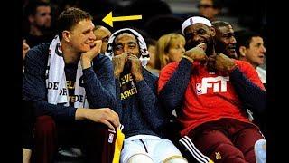 NBA Teammate Trolling