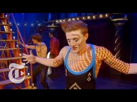 Pippin' Broadway Revival - Making 'Magic' New   The New York Times