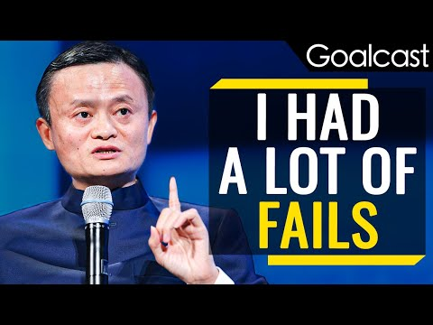 The Most Important Life Lesson From The Founder of Alibaba | Jack Ma | Goalcast