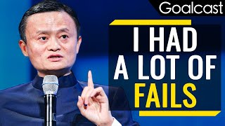 jack ma talks about failure