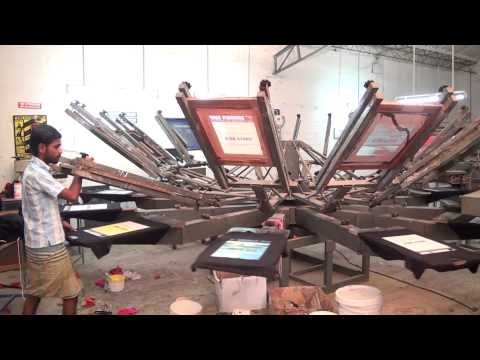 Organic Clothing Production Process by DUSG?