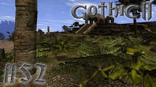 Прохождение Gothic 2 [Часть 52] Прыжок веры