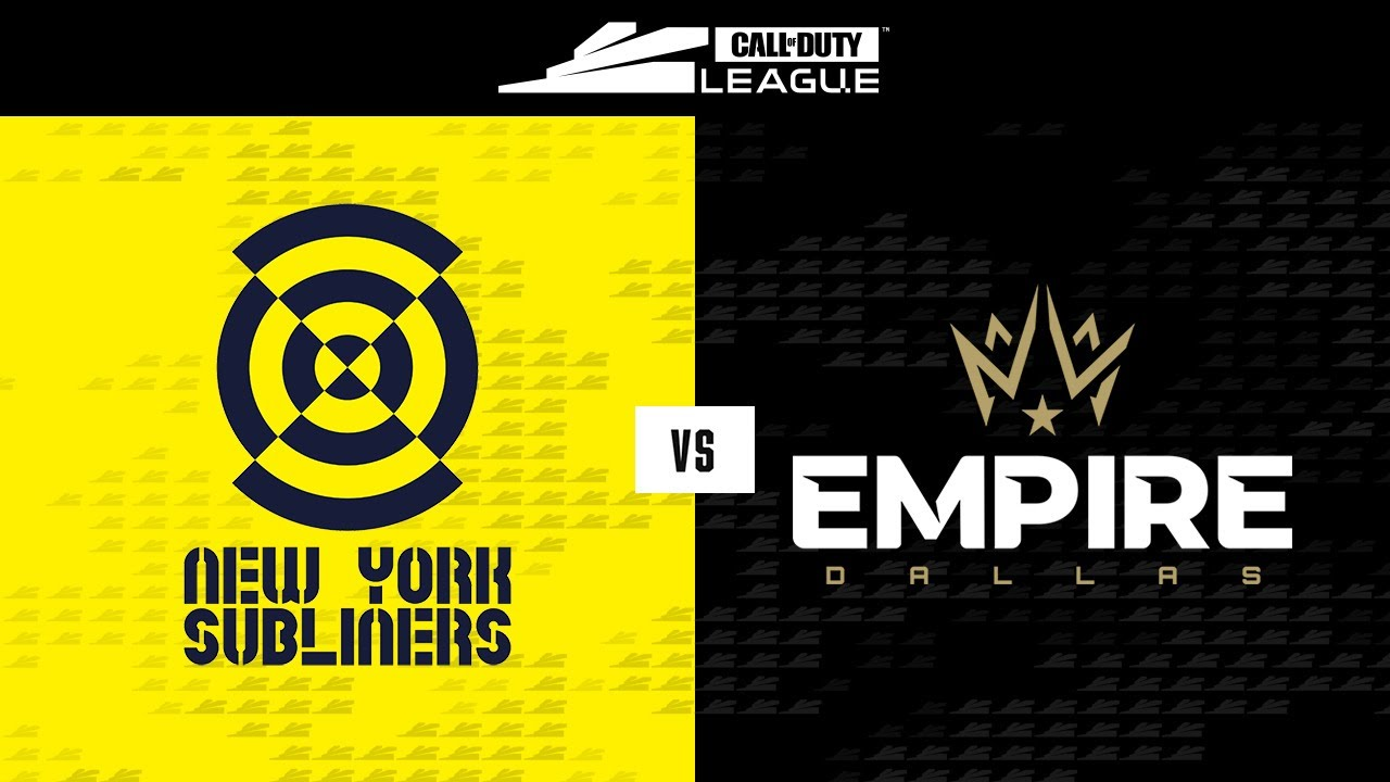@New York Subliners vs @Dallas Empire  | Stage I Super Week | Day 5