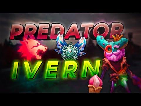 GO PLAY PREDATOR IVERN JUNGLE! OP Korean Jungle Strategy - League of Legends