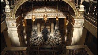 La iglesia de Roma que guarda los restos de dos apóstoles y cuatro mártires