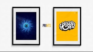New Prints Update | 100k Subscribers Special