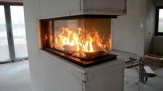 TAPIS.PL - KOMINEK GAZOWY - wkład gazowy KWLINE - ASPECT RD L  - KOMINKI GAZOWE PIOTRKÓW TRYBUNALSKI