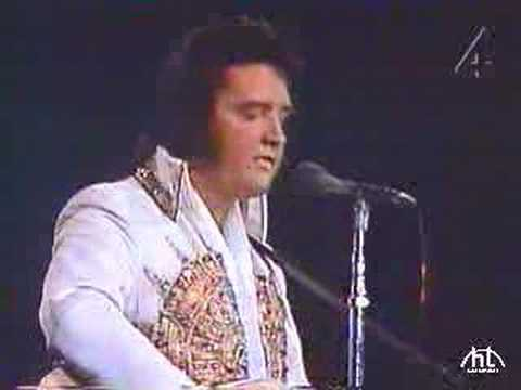 Elvis Pesley - Are You Lonesome Tonigh (Live)