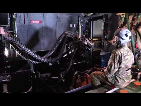 How It's Done: AC-130W