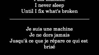 I Am Machine - Three Days Grace (Parole + Traduction)