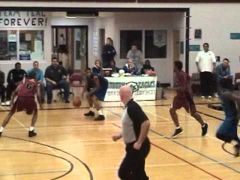 Shaquille Smith Highlights - Jan 15, 2011