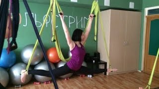 FLY STRETCHING, флай стретчинг. Гольфстрим.