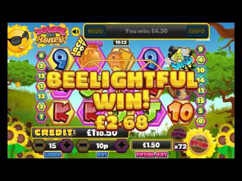 MFortune - Double Your Honey Mobile Slot - 80 Free Spins