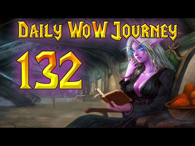 World of Warcraft: Shadowlands - Is Uther Bad?! | Daily WoW Journey #132