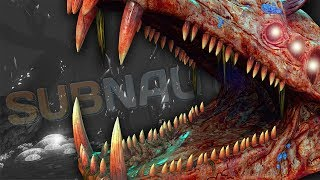 TOP 8 SCARIEST ANCIENT CREATURES IN SUBNAUTICA - (FOSSILIZED SUPER-PREDATORS)