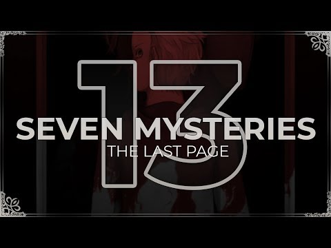 Seven Mysteries: The Last Page | #13 | Naivita