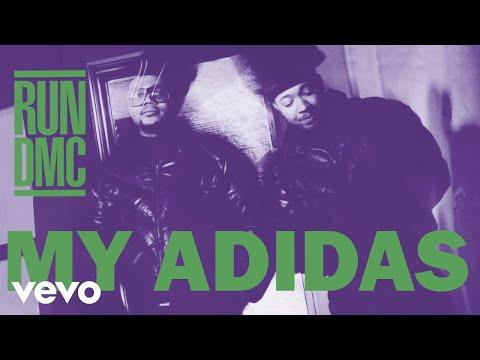 RUN-DMC - My Adidas (Audio)