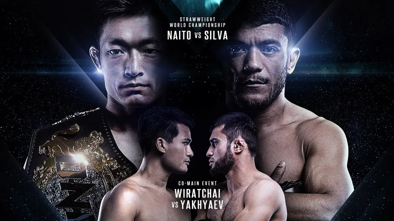 ONE Championship: WARRIORS OF THE WORLD | ONE@Home Event Replay