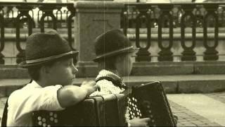 """Братья Кирюхины Париж 1939 год, """"Уличное Танго"""""""
