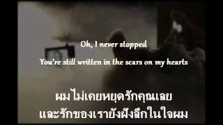 Repeat youtube video Just give me a reason - Pink feat. Nate Ruess Lyric แปลไทย