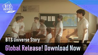 [BTS Universe Story] Download Now!