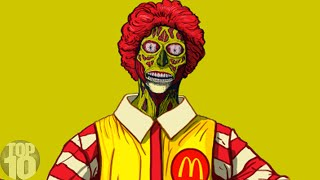 10 Shocking McDonald's Secrets