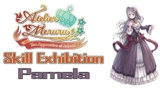 「Atelier Meruru: The Apprentice of Arland」 - Skill Exhibition - [☆Pamela☆] (1080p)