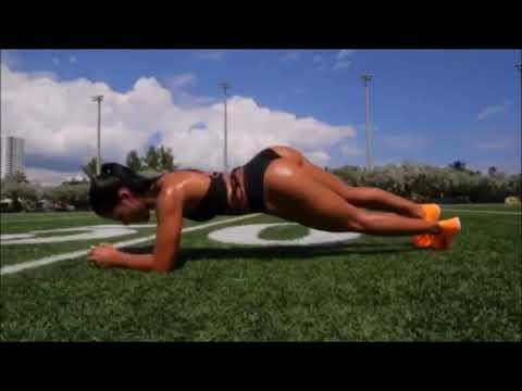 Katya Elise Henry butt lift fitness workout