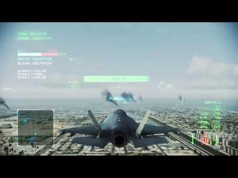 #47 Ace Combat Infinity Coop Dubai Hard