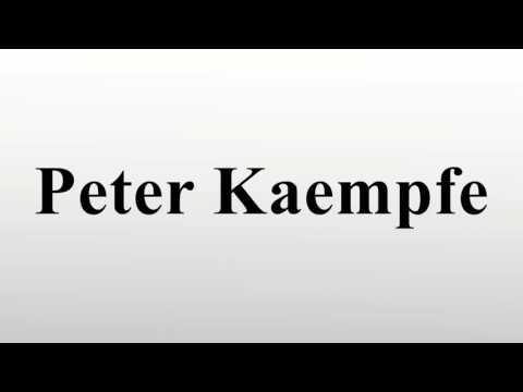 Peter Kaempfe