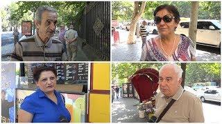 Ինչպե՞ս են քաղաքացիները վերաբերվում Ռոբերտ Քոչարյանի կալանքի վերացման որոշմանը