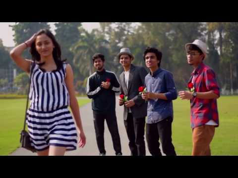 Shape of You   Ed Sheeran   Music Video by  IIT Roorkee