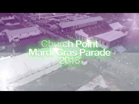 Church Point Mardi Gras Parade 2018